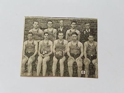 West Jefferson Ohio High School 1930-31 Basketball Mini Team (West Jefferson High School West Jefferson Ohio)