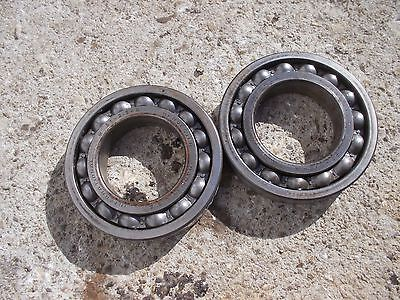 Farmall 340 Utility Tractor Ih Rear Inner Axle Bearings Pair Of 2