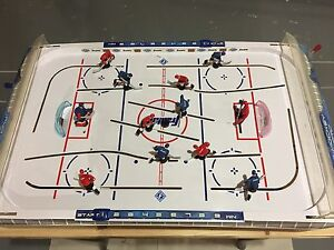Figurine hockey board / Jeu de hockey avec figurines