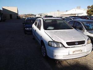 1999 Holden Astra ts NOW DISMANTLING North Albury Albury Area Preview