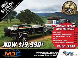 MDC VENTURER LT 2016 (Cape York Edition) Mount Louisa Townsville City Preview