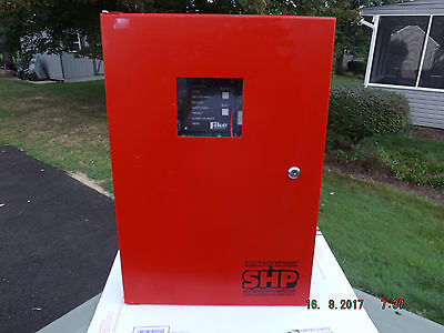 Fike Fire Protection System 10-051 Series Single Hazard Panel