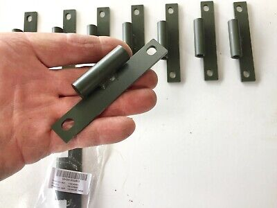 - LOT-4-GREEN HUMVEE X-DOOR & SOFT HINGE HALF SET OF 4 HANGER M998 M1038 HMMWV