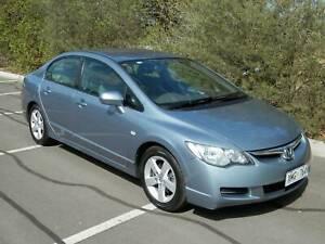 2007 Honda Civic VTi-L Auto Sedan Blair Athol Port Adelaide Area Preview
