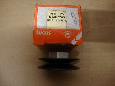 54202785 Genuine Lucas Alternator Pulley