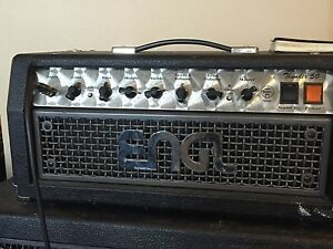 Engl e325 all tube head and cabinet 1650$ London Ontario image 2