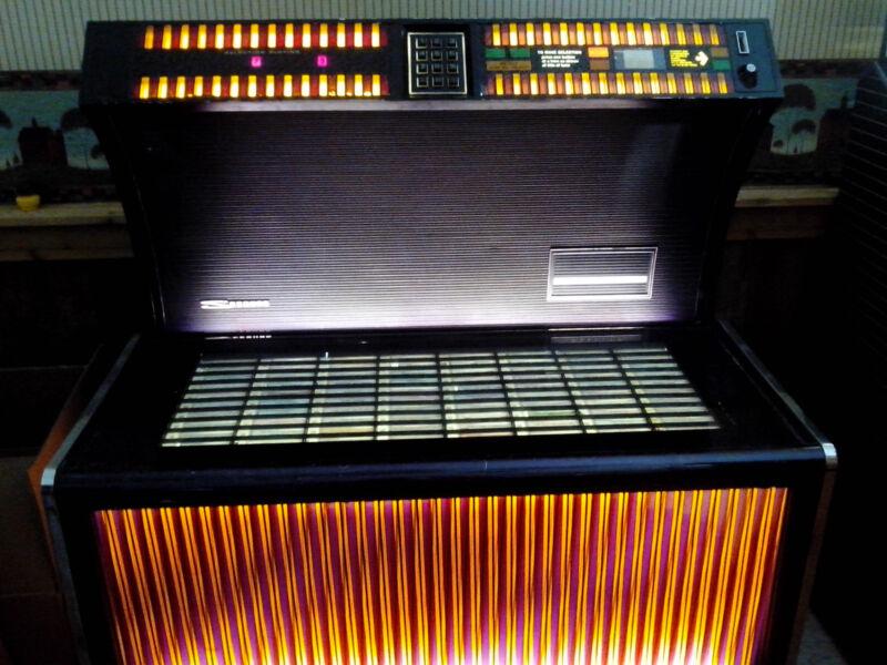 1971 Seeburg USC2 Jukebox