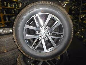 NEW TOYOTA HILUX RIMS AND TYRES Bellevue Swan Area Preview