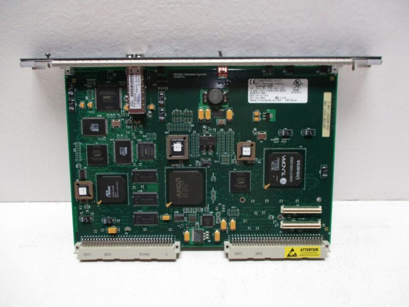 GE Fanuc IC698RMX016-ED Redundant Memory Exchange Module