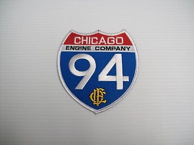Chicago Fire Department Engine 94 Patch