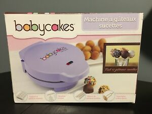 Machines à babycakes
