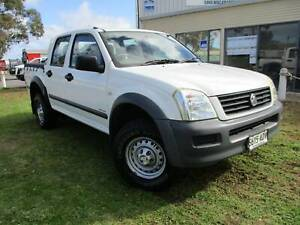2005 Holden Rodeo LX Automatic RWD Dual Cab Ute Goolwa Alexandrina Area Preview
