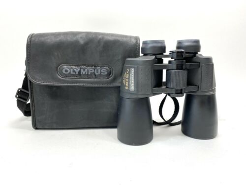 Olympus Pathfinder EXPS 7x50 w/Case Multi Coated Angle of View 5.8 Field