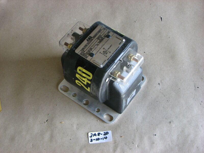 NEW ABB TYPE PPW VOLTAGE TRANSFORMER  7526A04G01