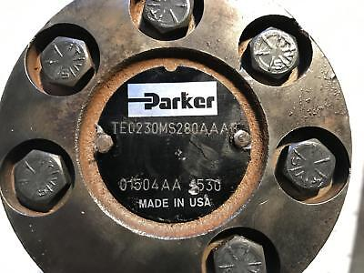 Parker Hydraulic Motor Te0230ms280aaab