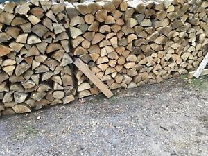 Dry hard wood for sale $90 a cord.