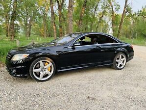 2008 Mercedes CL63 AMG - Price is OBO!