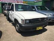 2004 Toyota Hilux Ute 2.7 4 CYL TRAY MANUAL - CHEAP Roselands Canterbury Area Preview