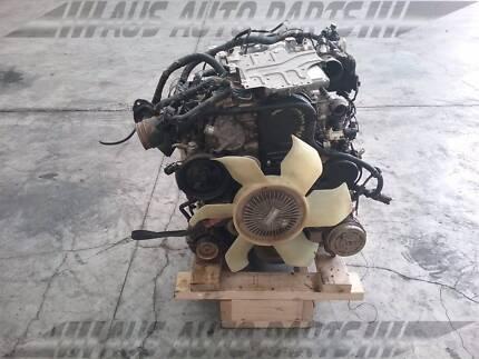 Mitsubishi Triton MN Diesel 2.5L 4D56 Turbo 131Kw 4WD 08/09-03/15