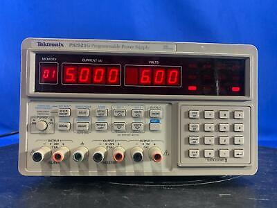 Tektronix Ps2521g Dc Power Supply