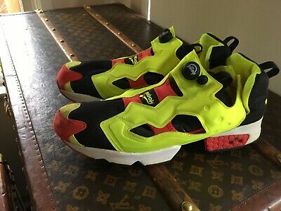 REEBOK insta PUMP size 15 running OG shoes instapump air 90s retro