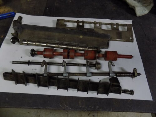 Multilith 1250 Miscellaneous feeder rollers Register Parts Good Price