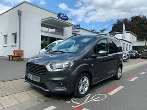 Ford Tourneo Courier, Winterpaket, PDC v/h