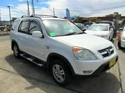 2003 Honda CR-V SPORT AUTOMATIC 4D WAGON SUV Lansvale Liverpool Area Preview