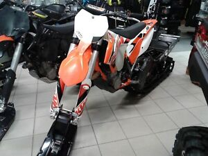 2015 KTM 450 - NEW TIMBERSLED MOUNTAIN HORSE 120LE KIT