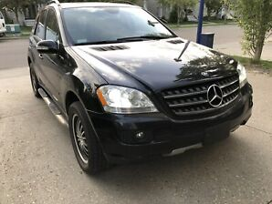 Mercedes ml350 w164 4matic low kms
