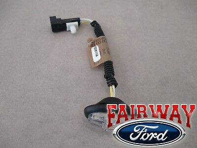 10 thru 14 F150 OEM Ford SVT Raptor Front Bumper Side Marker Running Lamp Light - Ford F150 Front Side Marker