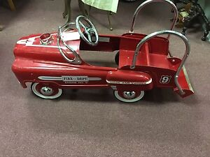 Antique Murray pedal car