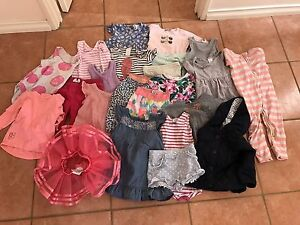 23 Piece Assorted Girls Clothes size 0 Mount Hawthorn Vincent Area Preview