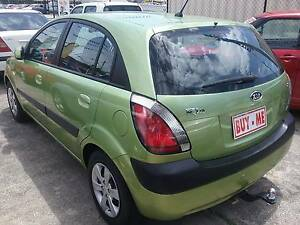 2008 Kia Rio Hatchback4cylinder 5speed economy. Biggera Waters Gold Coast City Preview