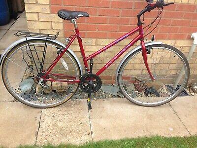 Ladies Apollo Radius bicycle. NN4 (Wootton Fields) collection