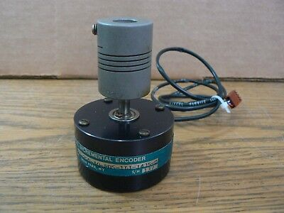 Vernitech Optical Incremental 250 Line Encoder 23-250-aq-pu5-1l1-1435-01