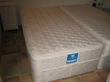 Single Ensemble and mattress for $60 or buy both for $100
