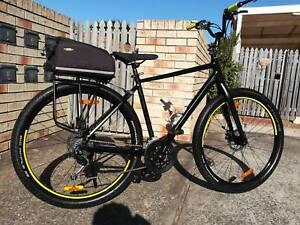 Mens Bike Cube Hyde Hybrid