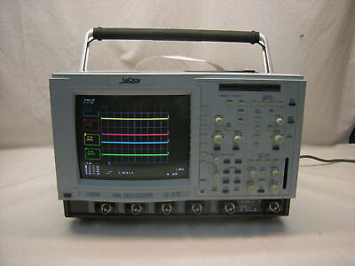 Lecroy Lc564a 1 Ghz 4 Channel Oscilloscope With Fresh Calibration Ref021