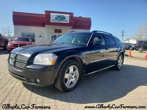 * 2006 DODGE MAGNUM AWD R/T, 6 MONTH WARRANTY & INSPECTION R/T A