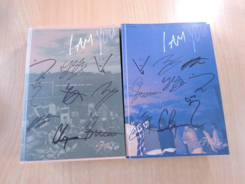 Stray Kids - I Am YOU (3rd MiniPromo) with Autographed (Signed) 2