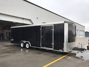 2008     24 ft Haulmark Trailer