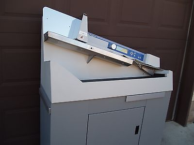Omation Opex 306 Envelope Letter Opener High Volume - New Modified - Demo Unit