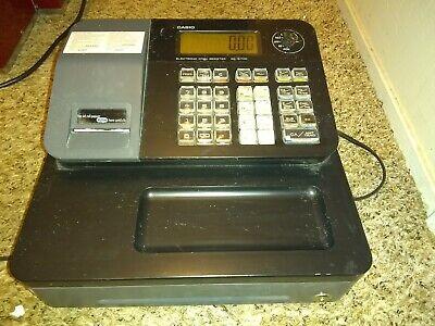 Cash Register - Electronic - Casio - Se-s700 - Thermal Printer - No Drawer Key