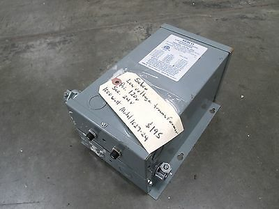 Sebco 120 Vac Low Voltage Transformer Model 1027-24