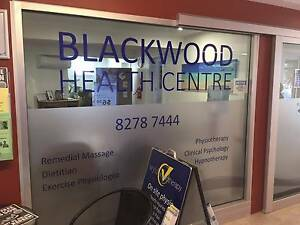 Medical Room/Allied Health Room For Lease Blackwood Mitcham Area Preview