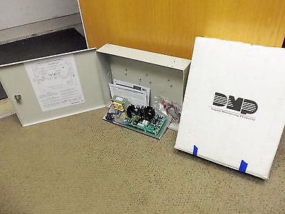New Dmp 505-12l-g Digital Monitoring Products W 350 Enclosure Fire Alarm