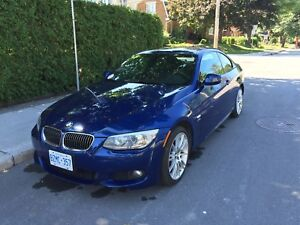 2011 BMW 335i Coupe M Sport Manual