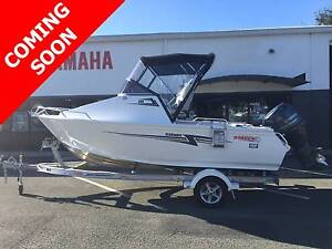 2017 STACER 509 SEA RUNNER + YAMAHA F90LB 90HP 4-STROKE Boondall Brisbane North East Preview