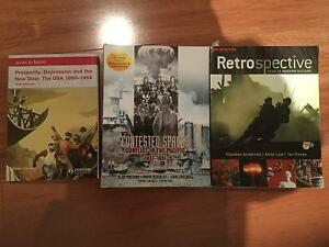Hsc/prelim modern history textbooks for sale Hornsby Hornsby Area Preview